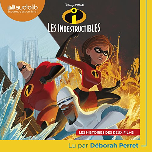 Couverture de Les Indestructibles