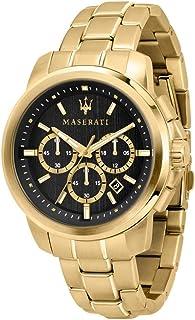 Reloj para Hombre, Colección Successo, cronografo, en Acero
