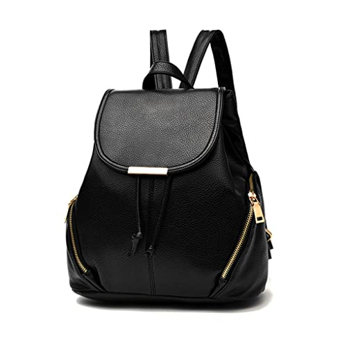 Aiseyi Women Backpack Purse Fashion Leather Rucksack Ladies Travel Shoulder Bag for Women Leather Backpack