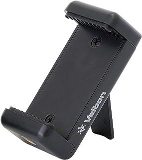 Velbon スマートフォン用三脚アダプター スマートフォンホルダー III 三脚取付可能 自立可能 プラスチック製 302809