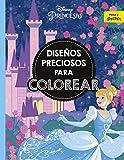 Princesas. Diseños preciosos para colorear (Disney. Princesas)