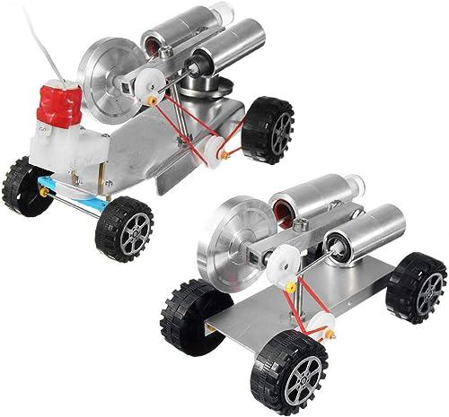 venta con alto descuento DIY 170 170 170  85  100mm Mini Engine Car Robot Kit With Without Remote Control - 1  connotación de lujo discreta
