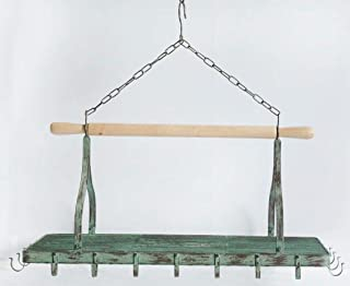 rolling pin pot rack