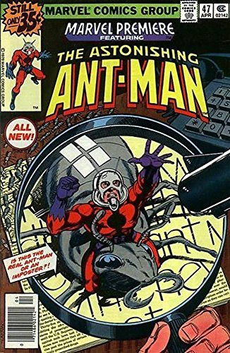 Ant-Man. Scott Lang