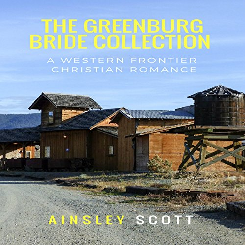 The Greenburg Bride Collection audiobook cover art