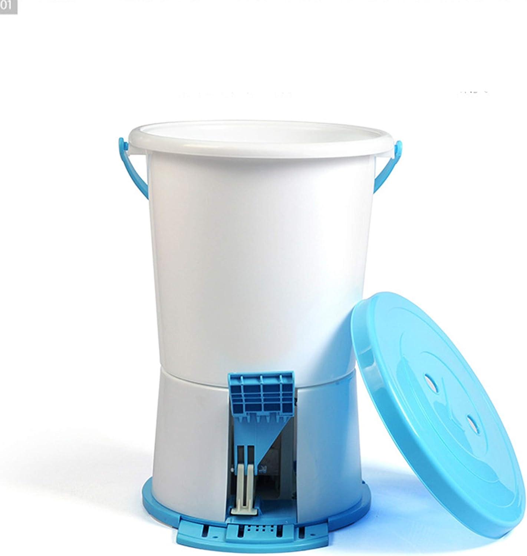 Mini Lavadora Pisar Ropa Portátil Equipo Manual Compacta Interior Aparatos Limpieza Washing Machine para Viajes Camping Apartamentos Dormitorios