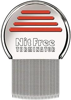 Das Original seit 1998 NitFree Terminator Läusekamm bzw Nissenkamm entfernt sicher..