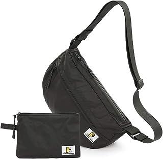 Arxus Crossbody Bag - Packable Waterproof Lightweight Travel Sports Shoulder Bag Casual Daypack
