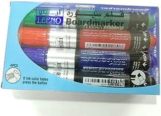 Leeno Boardmarker pens set 4 colors