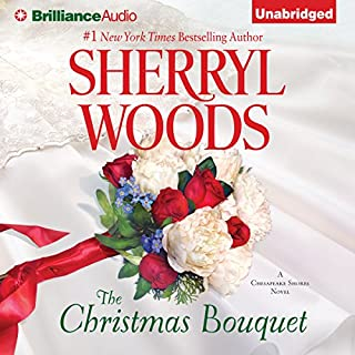 The Christmas Bouquet audiobook cover art