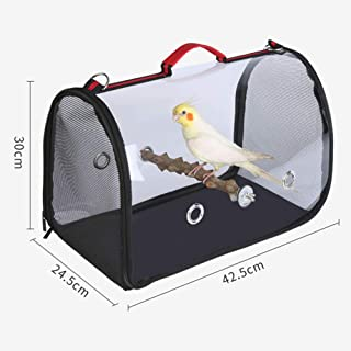 Best acrylic parrot travel carrier cage Reviews