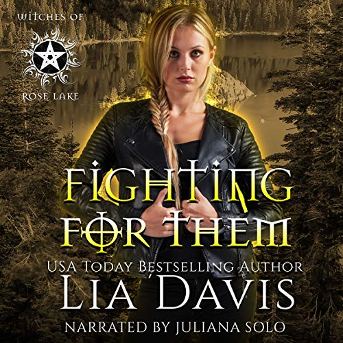 Fighting for Them audiobook cover art