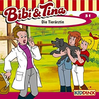 Die Tierärztin audiobook cover art