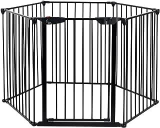 SSLine Baby Gate Extra Wide 142