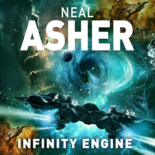Infinity Engine audiobook cover art