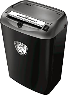 Fellowes 4675101 Workgroup cross cut shredder Model 75cs with Safe Sense Technology & exclusive powershred cutting system ...