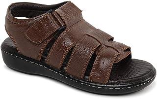 PARAGON Men's Leather Outdoor Sandals