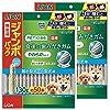 【Amazon.co.jp限定】ライオン (LION) ペットキッス (PETKISS) 犬用おやつ 食後の歯みがきガム やわらか ジャンボパック 130gx2袋 (まとめ買い)
