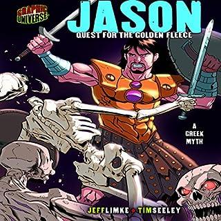 Jason audiobook cover art