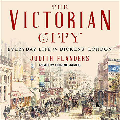 The Victorian City  By  cover art