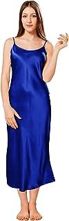 Women's Silk Nightgown, Long Silk Nightdress, Premium Quality 100% Silk