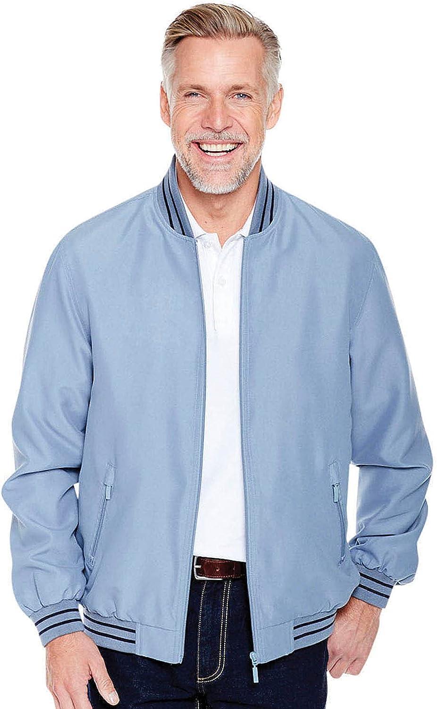 Mens Classic Harrington Jacket Coat