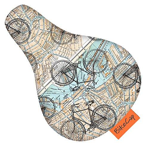 BikeCap. Kinder OnTheRoad Bike Sitzbezug, braun, klein
