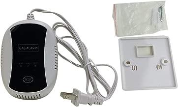 PA-209-R جهاز استشعار تسرب الغاز الطبيعي عالي الجودة للكشف عن مستشعر حساسية عالية واستقرار عالي للمنزل مقياس الأمان أبيض