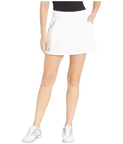 adidas Club Skirt (White) Women