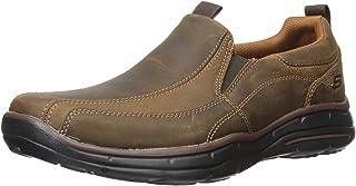 حذاء سكيتشرز رجالي ينزلق على شكل Docklands بدون كعب
