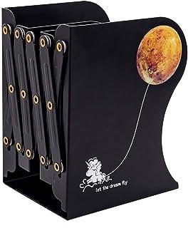 Almacenamiento de soportes de discos de vinilo, librería de almacenamiento para estudiantes de cafetería - Estante de alma...