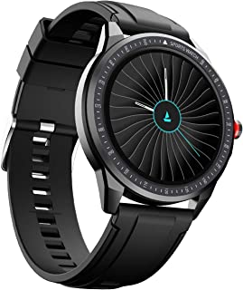 """boAt Flash Edition Smartwatch with Activity Tracker,Multiple Sports Modes,Full Touch 1.3"""" Screen,Sleep Monitor,Gesture, Ca..."""