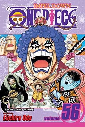 One Piece, Vol. 56: Thank You (One Piece Graphic Novel) (English Edition)