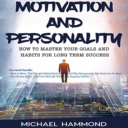 Motivation and Personality audiobook cover art