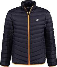 Dunlop Essentials Unisex Sport Jas Navy/Oranje 1