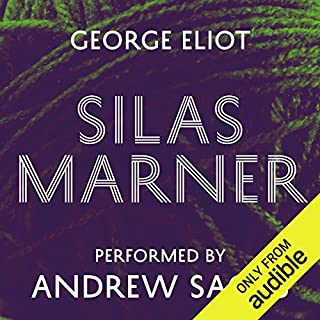Silas Marner                   By:                                                                                                                                 George Eliot                               Narrated by:                                                                                                                                 Andrew Sachs                      Length: 6 hrs and 42 mins     376 ratings     Overall 4.5