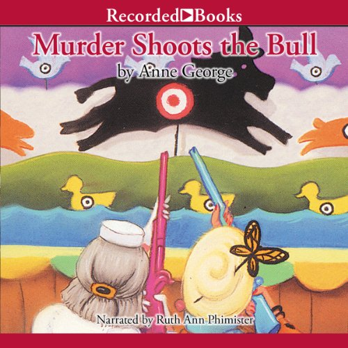 Murder Shoots the Bull cover art