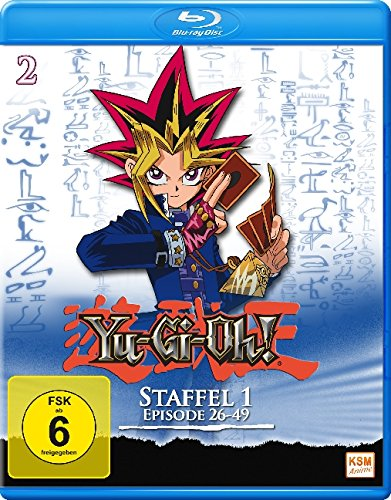 Yu-Gi-Oh! 2 - Staffel 1.2/Episode 26-49 [Blu-ray]