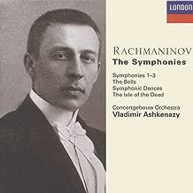 rachmaninov symphonies ashkenazy