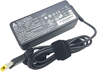 Delta Electronics Laptop Charger for Lenovo ThinkPad B50-30 B50-70 E460 E465 E470 E475 E550 E560 E565 E575 L460 L470 L560 L570 N40 N50 S440 S540 T431S T460 T470 T560 X240 X250 X260 20V 65W AC Adapter