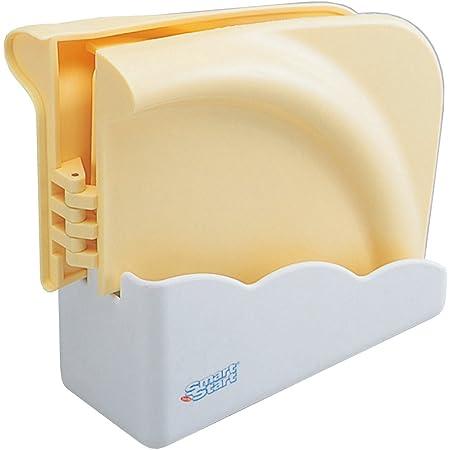 スマートスタート トイレの便座を子供用に変える 折りたたみトイレシート 便座を子供用に変える補助便座 台座・袋付き イエロー