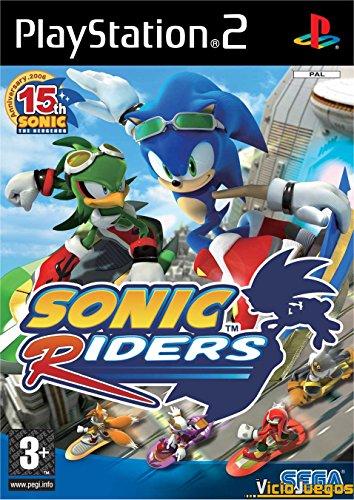 SEGA Sonic Riders