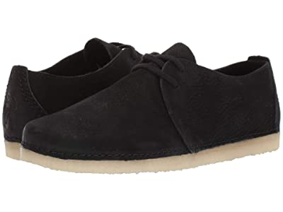 Clarks Ashton (Black Nubuck) Women