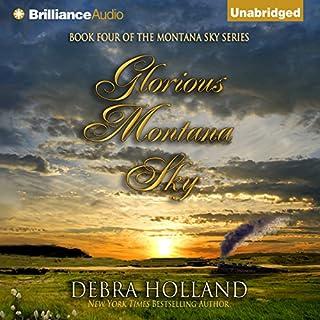 Glorious Montana Sky audiobook cover art