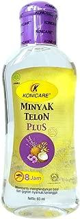 Konicare Minyak Telon Oil Plus, 60 Ml