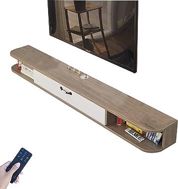 TV Stand Set-top Box Cabinet, TV Cabinet Console, 39.3/47.2 Inch Entertainment Center (Color : B, Size : 100CM)