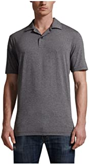 32 Degrees Cool Men's Short Sleeve Polo Shirt (X-Large, Heather Dark Grey)