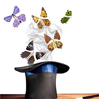 Magic Flying Butterfly Wind Up Toys for Kids Girls Butterfly Stocking Flying Butterfly Magic Flying Butterfly Little Magic...