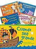 Literary Text Grade 1 Readers Spanish Set 1 10-Book Set (Fiction Readers) (Spanish Edition)
