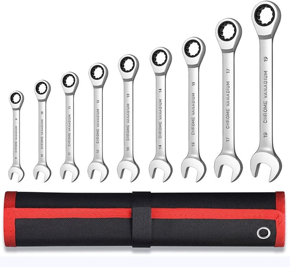 YDSHOLL Key Ratchet SALENEW very popular Wrench New York Mall Set 72 Tooth Ring Gear Torque Socket